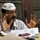 'Kejriwal is in the grip of anti-party elements'