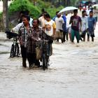 PIX: Flood situation grim in Assam, Kaziranga flooded