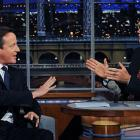British PM flunks 'citizenship test' on Letterman's show