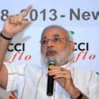 Modi wows women with Jasubehn's pizza, pokes fun at Rahul