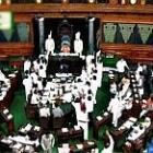 Pradhan mantri isteefa do... Oppn shuts down Parliament