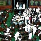 Oppn derails pre-lunch sitting of Rajya Sabha, house adjourned twice
