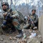 1 jawan, 4 terrorists killed in all-night encounter in Kashmir