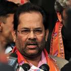 Boo Union Minister Naqvi who said: Want beef? Go to Pak