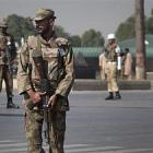 Security forces kill 13 militants in Karachi