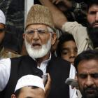 Geelani's son-in-law, 6 other separatists arrested for terror funding