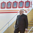 Record of sorts: It's been 46 days and counting since Modi travelled abroad