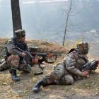 2 soldiers injured in encounter with militants in J & K