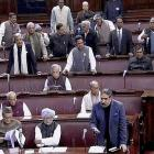 Battleground Rajya Sabha!