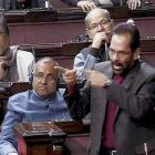 Congress MP moves privilege motion against Naqvi