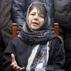 War no option, Pak should take initiative for peace: Mehbooba