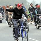 Why EC awarded 'cycle' to Akhilesh