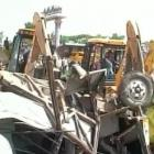 Madurai: 13 dead, 34 injured as truck collides with state government bus