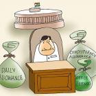 Congress attacks Modi sarkar over MPs' salary hike proposal