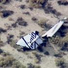 1 dead, 1 injured in Virgin Galactic spaceship crash