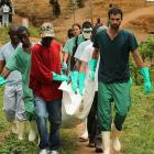 The brave Indian doctor who treated Ebola in Africa