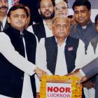 Mulayam pulls up son for slow pace of work