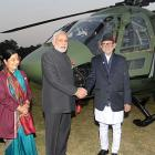 Modi holds strategic talks with Nepal, gifts Bodhi sapling, helicopter