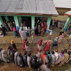 Massive turnout in J & K: 70 pc voting recorded