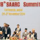 At Saarc summit Modi, Sharif keep each other at arm's length
