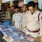 Huge quantity of explosives recovered in Guwahati
