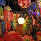 PHOTOS: Diwali buzz grips India