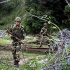 Pak violates ceasefire twice, fires at BoPs in Samba, Jammu