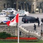 Security stepped up at Parliament after Canada attack