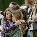 2 dead, including student gunman, in US school shooting