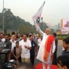 PM Modi flags off Run for Unity; says Gandhi incomplete without Sardar Patel