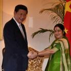 We attach 'great importance' to Swaraj's visit: China
