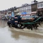 'News channels hyping flood in Valley'