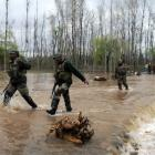 The worst maybe over for Kashmir as flood threat eases