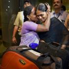 350 Indians stranded in war-torn Yemen return home