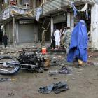 Suicide attack leaves 33 dead, 100 injured in Afghanistan blasts