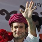 Rahul's 'eat, pray, love' moment