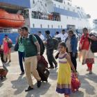 475 evacuees from Yemen arrive in Kochi onboard 2 ships