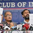 Yadav, Bhushan deliver stinging reply to AAP notice