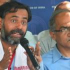 AAP is a khap panchayat, fumes Prashant Bhushan