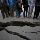 Fresh tremors felt across India, toll climbs to 57