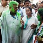 TMC scores landslide victory in West Bengal civic polls