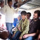 Land bill: Rahul takes train to meet farmers in Punjab