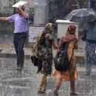 Thunder squall and rains hit Bihar's relief work
