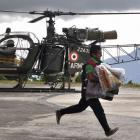 India evacuates 170 foreigners from Nepal