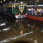 PHOTOS: Bengal flood situation turns grim, 1.19 lakh people affected