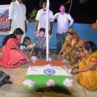 At stroke of midnight, 15000 Bangladeshis became Indian