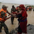 PHOTOS: How army saved drowning baby in flood-hit Gujarat