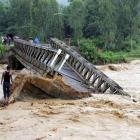 PHOTOS: Floods, landslide devastate Bengal, Manipur, Odisha
