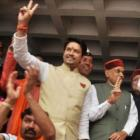 'BJP's Dhumal, son Anurag dented Himachal exchequer by Rs 100 cr'