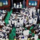 25 Cong MPs suspended from Lok Sabha; Sonia says 'black day for democracy'